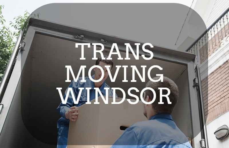 Windsor movers